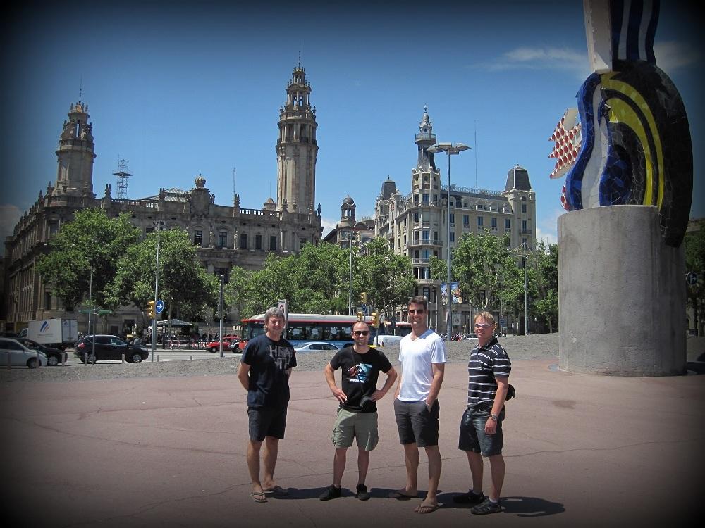 Barcelona_#BeingTourists