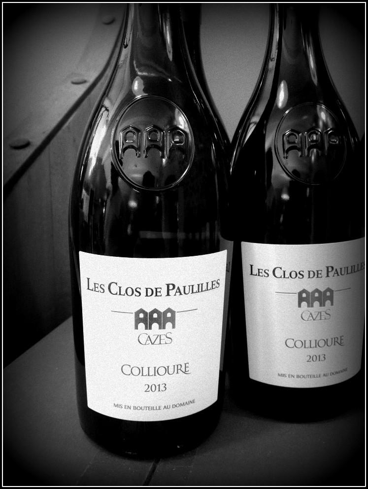 Les Clos de Paulilles Wine